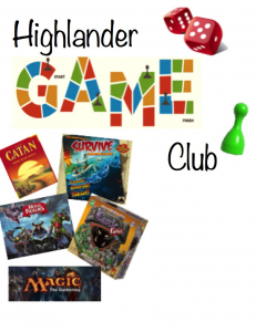 Highlander game club