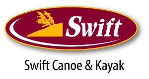 Swift canoe and kayak logo