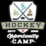 Hockey opportunity camp logo