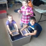 Grade 1/2 Recycling Team