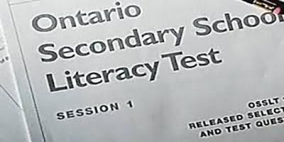 OSSLT Literacy Test
