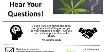 Community Talk on Cannabis Use