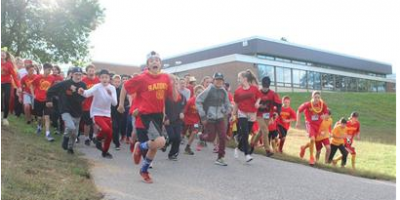 Support the Terry Fox Foundation on Behalf of Our School Community