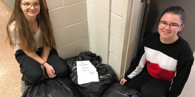 Food and Clothing Drive Continues