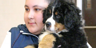 Gabor Tournament Proceeds to Help Keera's Therapy Dog