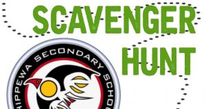 Chippewa scavenger hunt