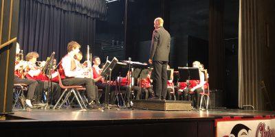 Junior Band Spring Concert