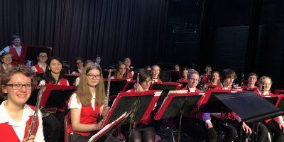 Senior Band Spring Concert