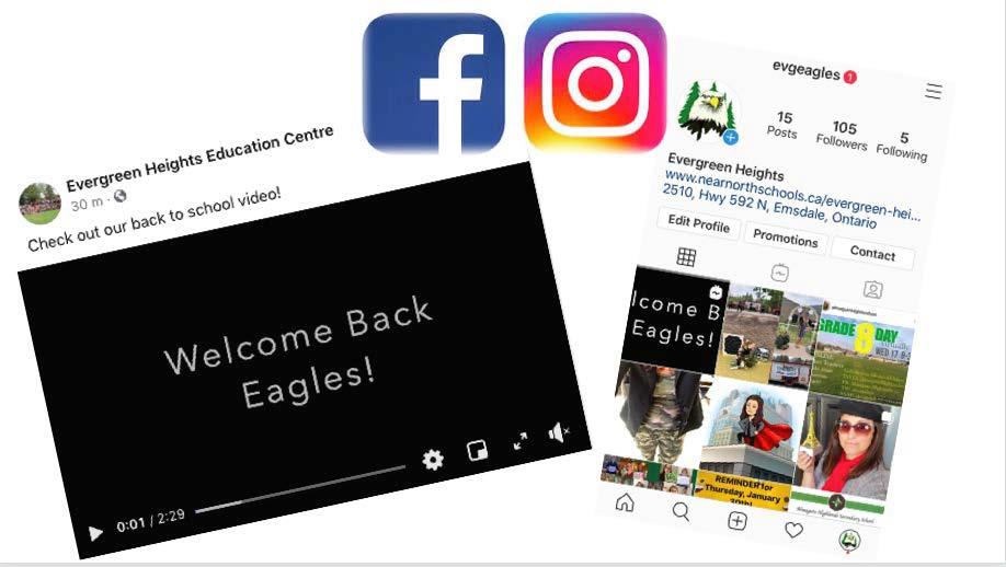 Welcome back social media