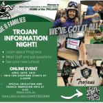 Information Night Flyer