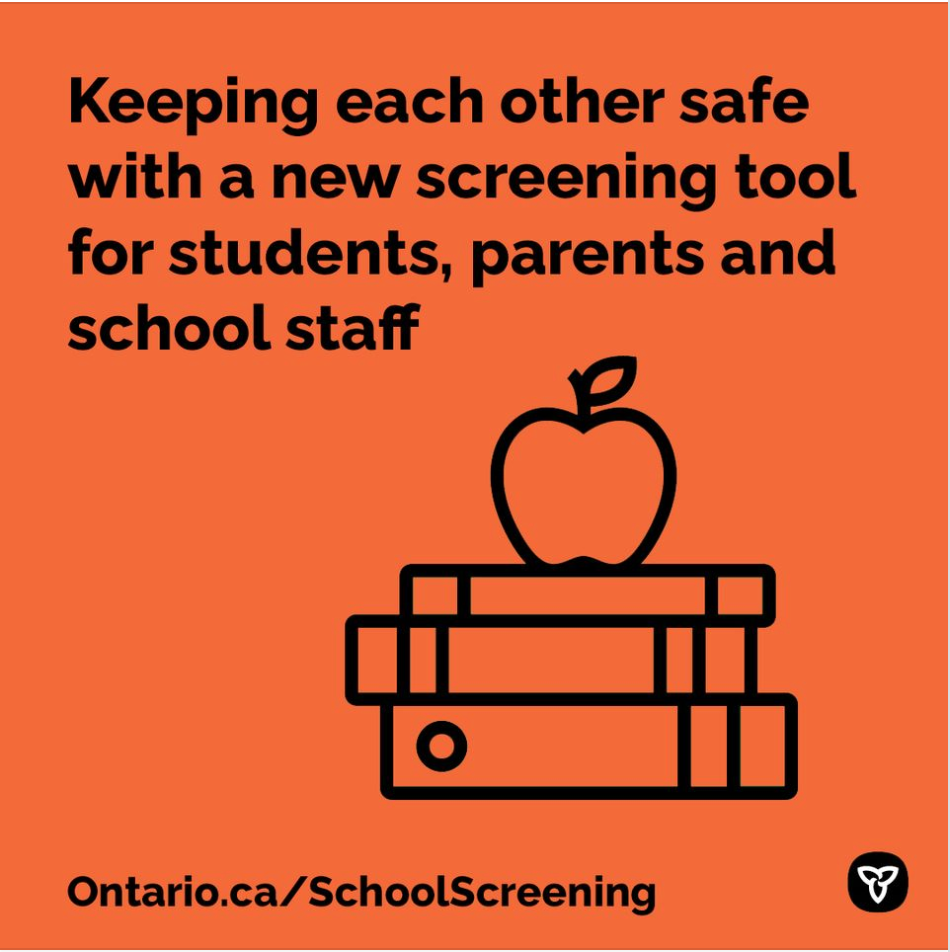 School Screening for COVID 19