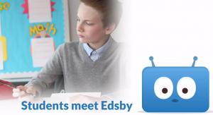 Students meet Edsby