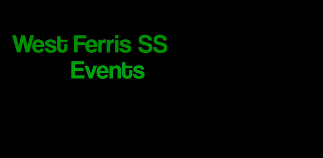 West Ferris SS Events