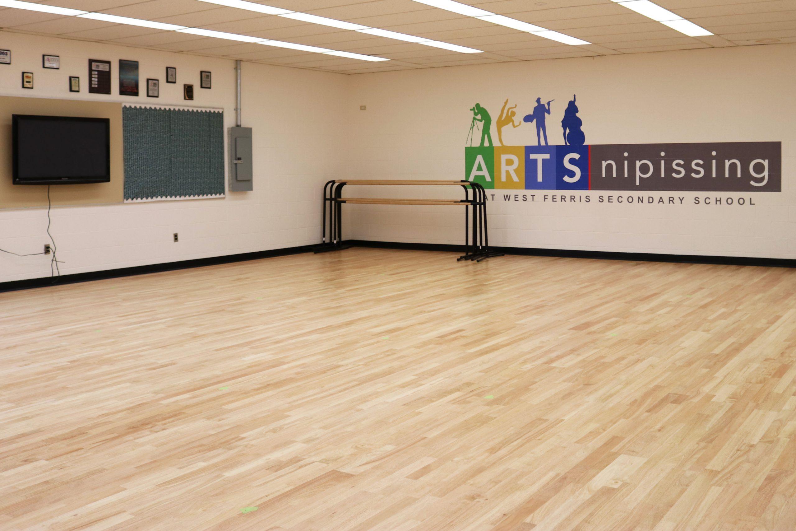 Arts Nipissing Dance Studio