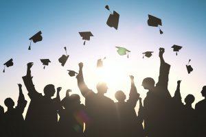 Graduating Students Image
