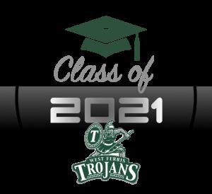 Class of 2021 Graduation Logo
