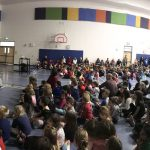 Remembrance Day Ceremony at Woodland