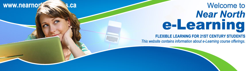 eLearning Welcome Header