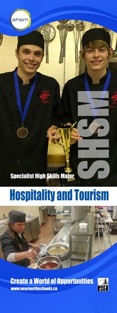 SHSM Hospitality Banner
