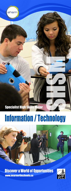 SHSM Information and Communication Technology
