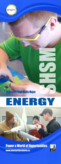 SHSM Energy banner