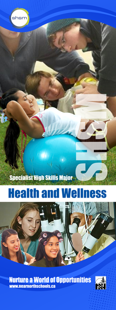 SHSM Health and wellness