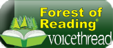 Forest of reading voice thread