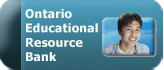 Ontario Education Resource Bank Button