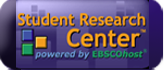 Student research center- EBSCO Login