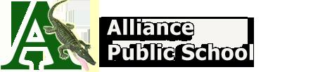 Alliance school logo
