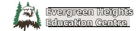 Evergreen school logo