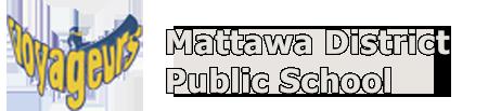 Mattawa District school logo