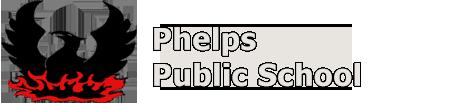 Phelps school logo