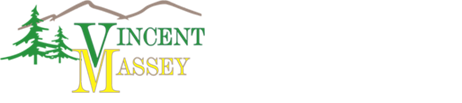 Vincent Massey school logo