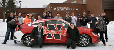 Northern SS Receives New Civic Si for Manufacturing Program