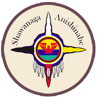 Logo for the Shawanaga First Nation