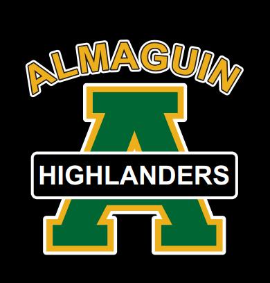 Almaguin school logo