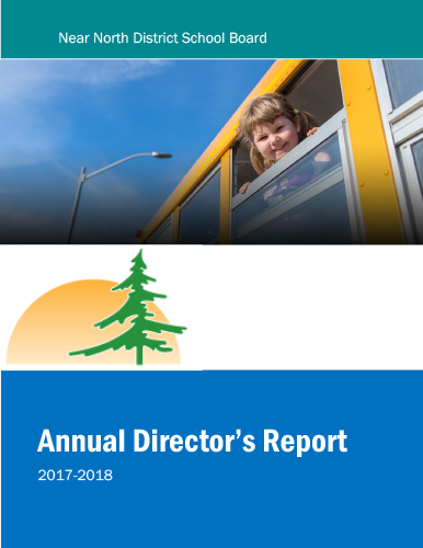 Director's Annual Report 2017-2018