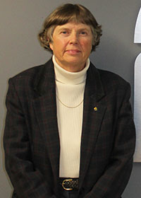 Photo of Trustee Sargent