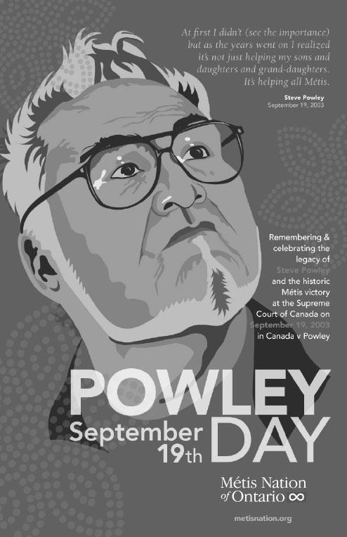 Powley Day
