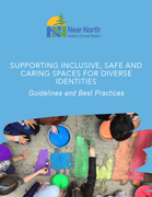 Supporting Inclusive Spaces for Diverse Identities Guidelines Cover Page