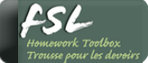 FSL Homework Toolbox Button