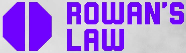 Rowan's Law Logo