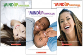 The Mindup Curriculum magazine cover montage