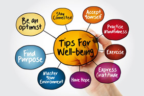 Tips for well-being