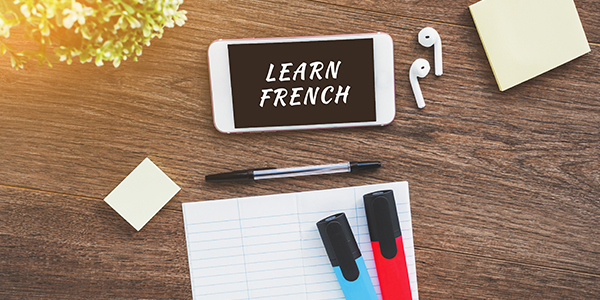 learn French visual