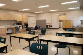 Photo of Special Education room at Chippewa Secondary School