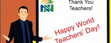World Teachers' Day Photo