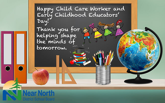 Child Care Worker and Early Childhood Educator Appreciation Day Image