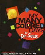 My Many Colored Days Book cover